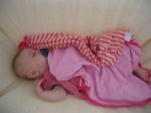 ערסל תינוקות לשינה