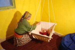 עריסל -ערסל תינוקות בטיחותי