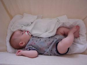 ערסל לתינוק להרדמה ושינה מתוקה