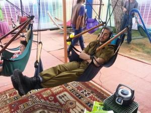 חייל ישן בערסל