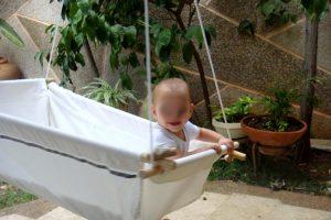 ערסל לתינוק תלוי עריסל